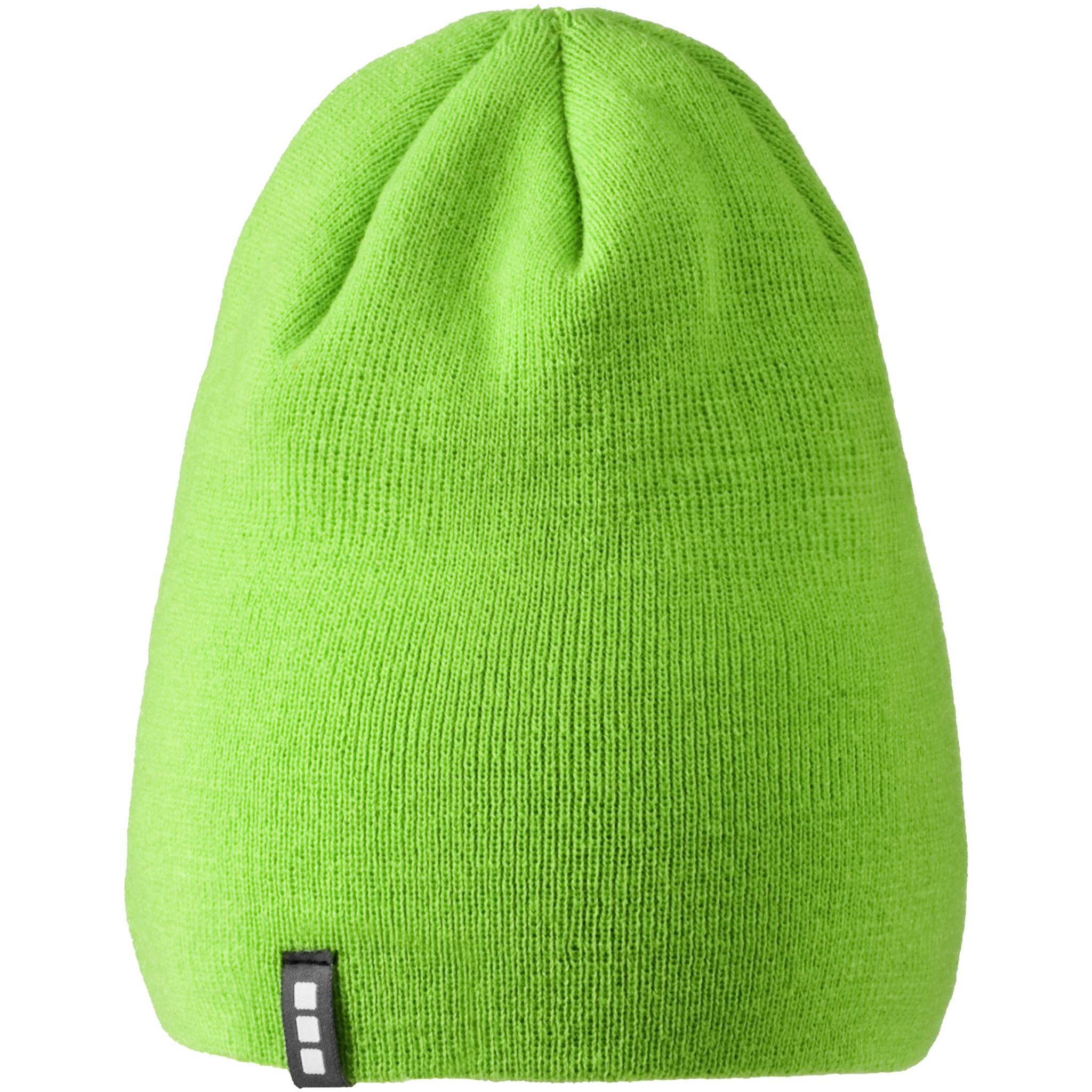 ae729002f Level Beanie, light green | Logotrade